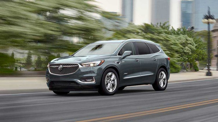 The Buick Enclave is surprisingly one of the best crossovers 2018 has shown up with