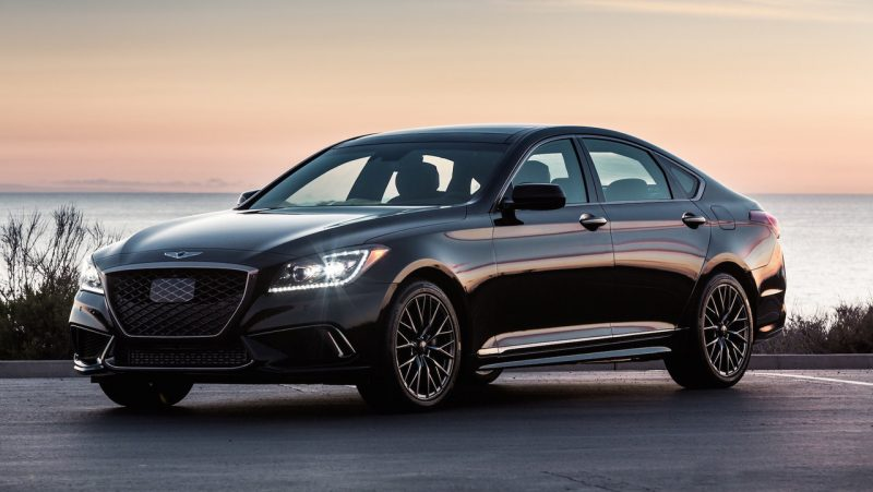 2018 Luxury Cars - Genesis G80