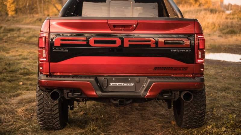 Ford F-150 Raptor Geiger Cars