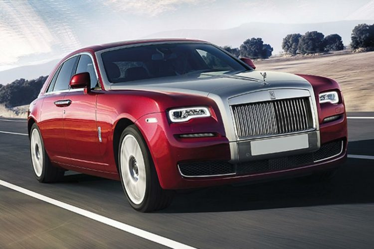 2018 Luxury Cars - 2018 Rolls Royce Ghost