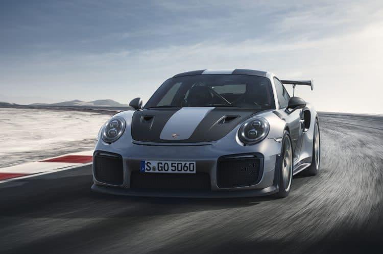 Most Badass Cars 2018 - Porsche 911 GT2 RS