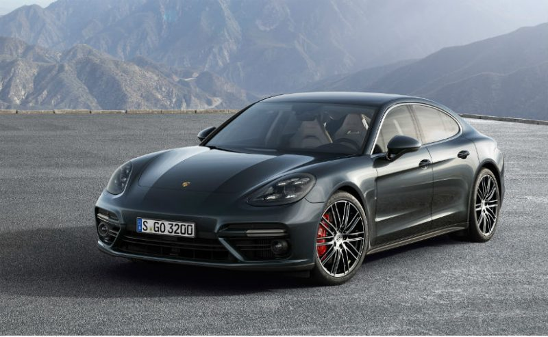 2018 Luxury Cars - Porsche Panamera