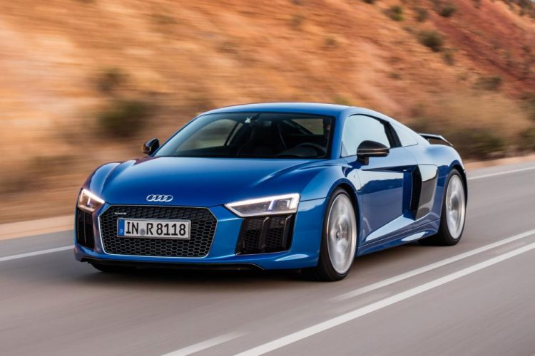 The Audi R8 is both affordable and fast and may be the best luxury vehicle 2018 has brought our way