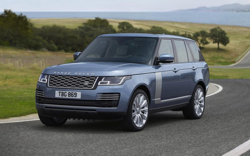 2018 Luxury Cars - Land Rover Range Rover