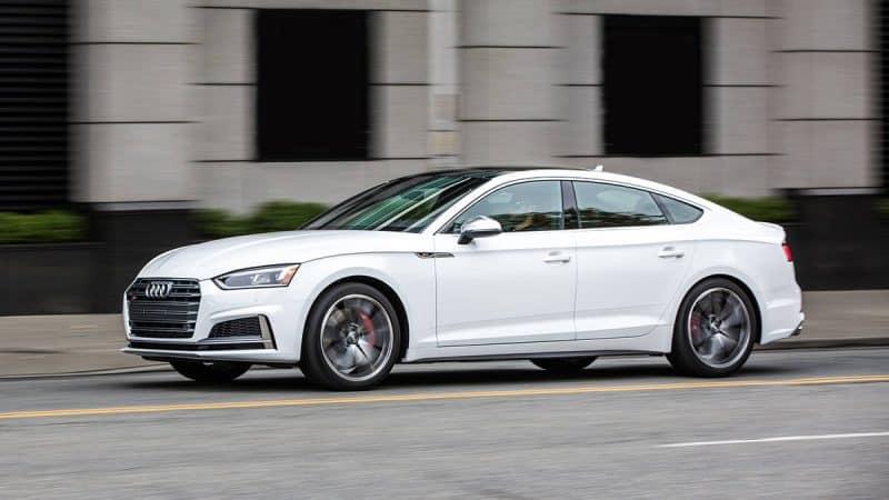Badass Sports Cars - Audi S5 Sportback
