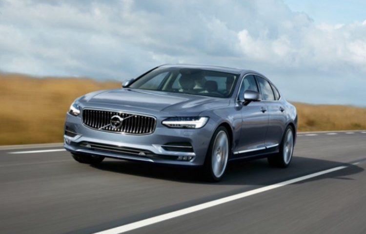 2018 Hybrid Cars Volvo S90 T8 Eawd Plug In