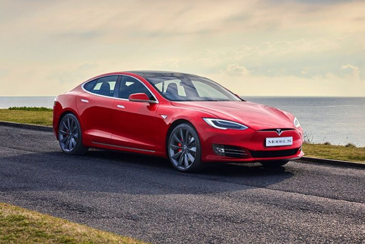 2018 Luxury Cars - Tesla Model S
