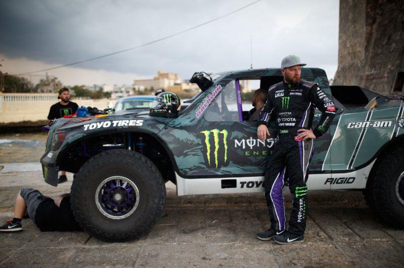 BJ Baldwin's Race Truck: Fedor