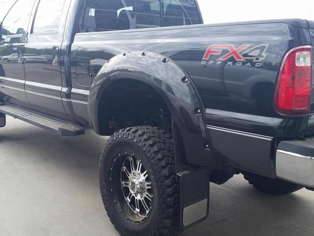 Mud Flaps custom truck accessories