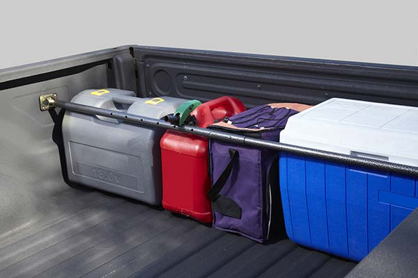 cargo stop bars for pickup truck beds are great custom truck accessories