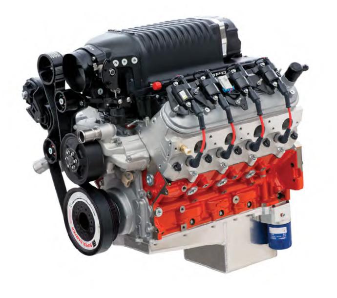 COPO 350 Crate Engine