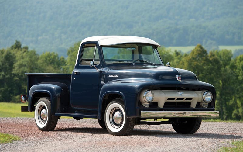 8 of the Coolest Old Ford Trucks Ever to Hit the Road