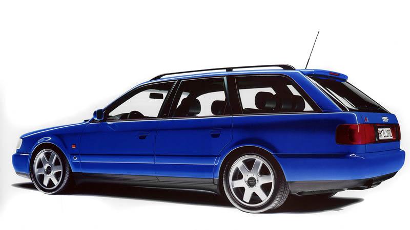 1996 Audi S6 Avant Plus
