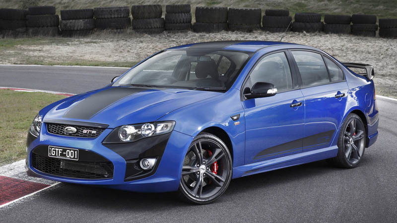 2015 Ford Falcon FPV GTF