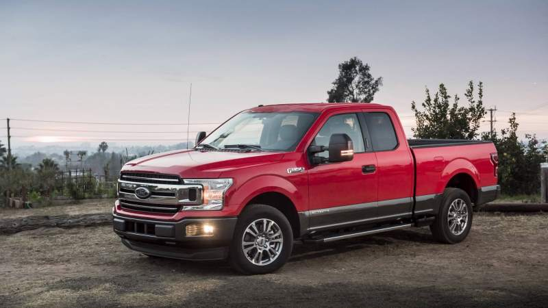 2018 Ford F-150 Diesel Power Stroke