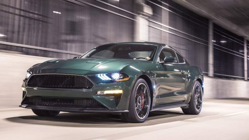 2019 Ford Mustang Bullitt Is A Perfectly Executed Tribute You Will Love