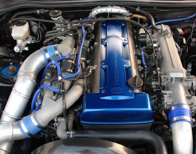 JDM Motors - Toyota 2JZ-GTE