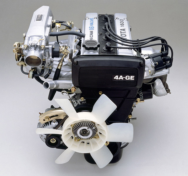 JDM Motors - 4AGE