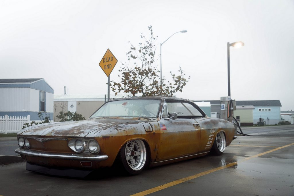 Turbo Corvair