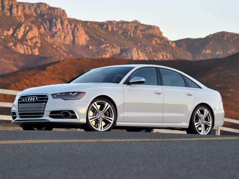Audi S6 - Best AWD Sports Cars