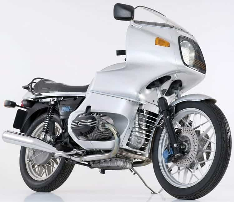 Best BMW Motorcycle Models - R100RS