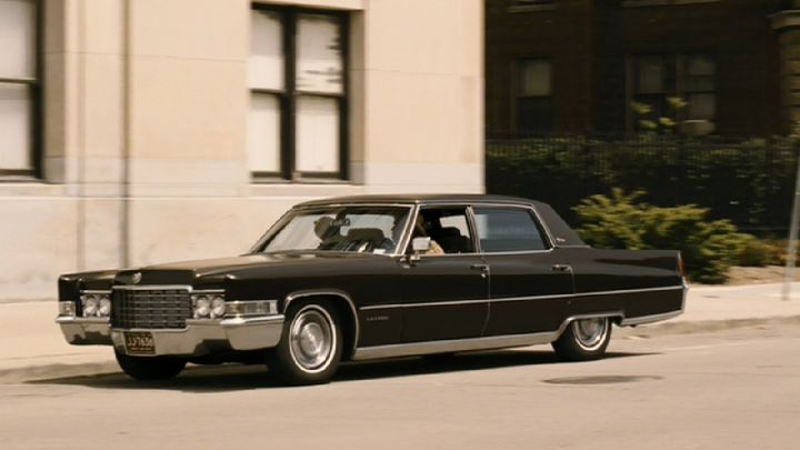 1974 Cadillac Fleetwood Sixty Special Brougham (Tenth Generation)