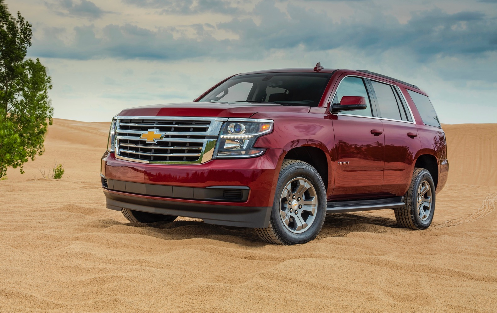You can't find a better girl car than the Chevrolet Tahoe.