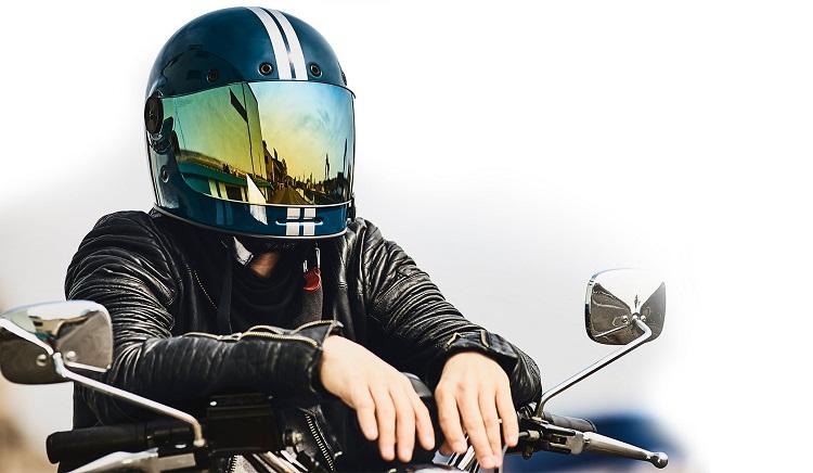 Custom Motorcycle Helmets - Helmade 1