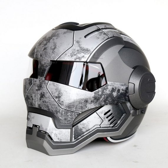 10 Of The Coolest Custom Helmets You Can Buy