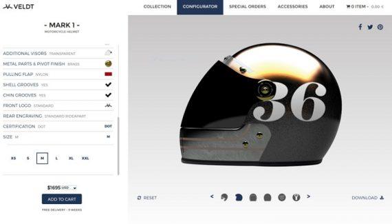Veldt Designs Custom Helmet