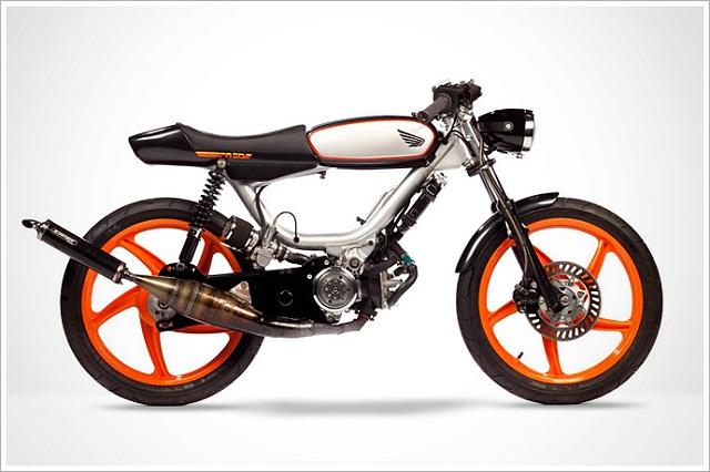Matt Turner's '77 Honda Hobbit