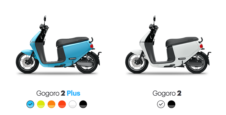 Gogoro Smart Scooter