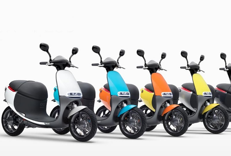 Street Legal Electric Scooter Moped - Gogoro Line Up
