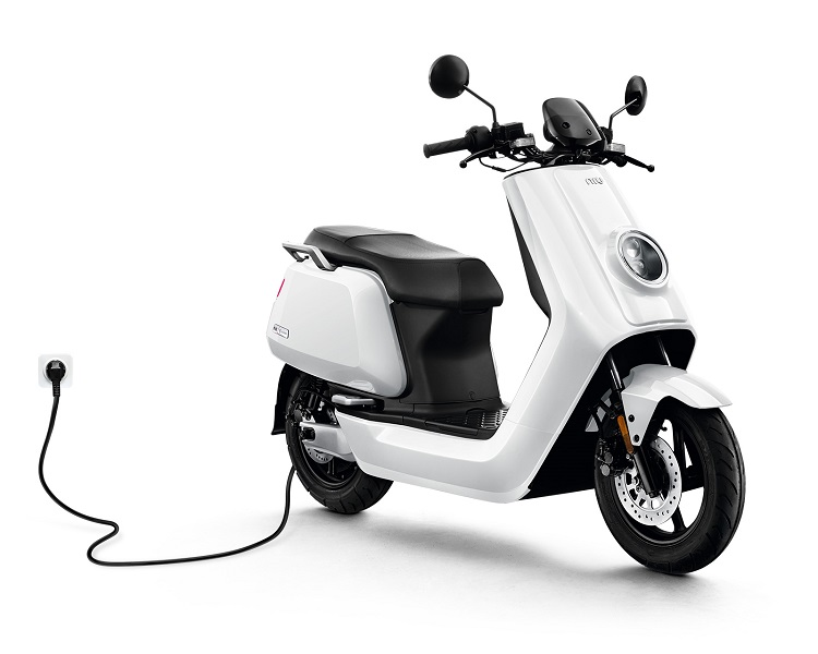 Street Legal Electric Scooter - Niu M-Series