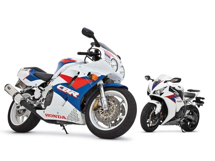 Honda Powersports - CBR Evolution