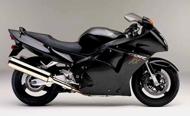 Honda Powersports - CBR1100XX Super Blackbird