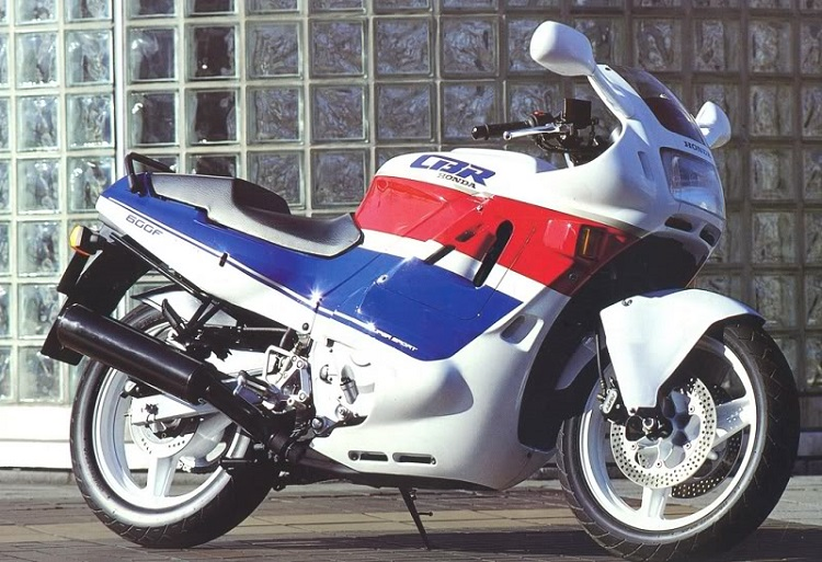 Honda Powersports - CBR600F Hurricane