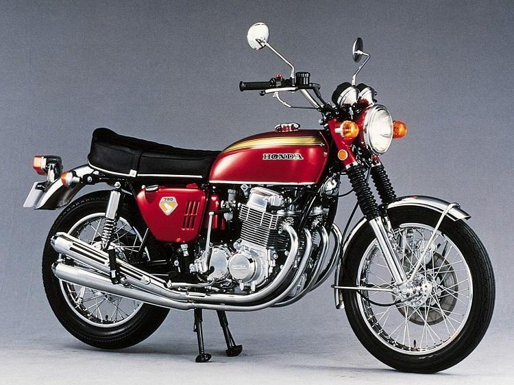 Honda Powersports - Honda CB750
