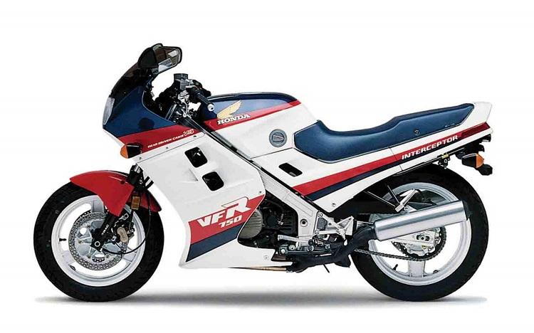 Honda Powersports - VFR750F Interceptor