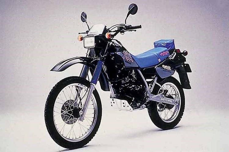 Kawasaki Dirt Bikes - KLR250
