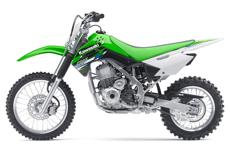 2013 Kawasaki KLX 140
