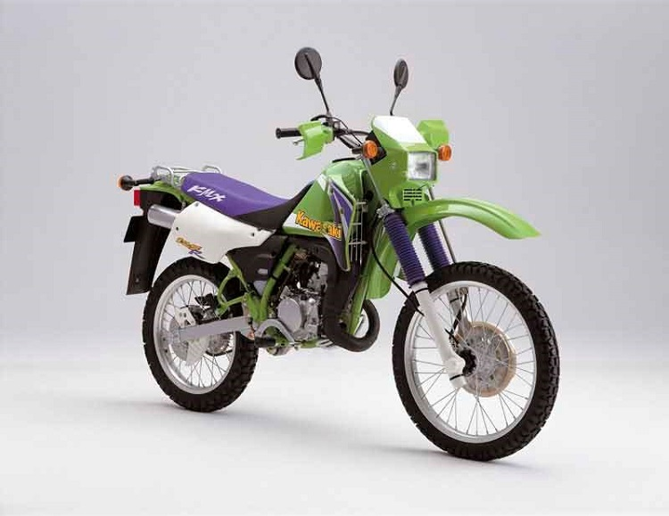 Kawasaki Dirt Bikes - KMX125