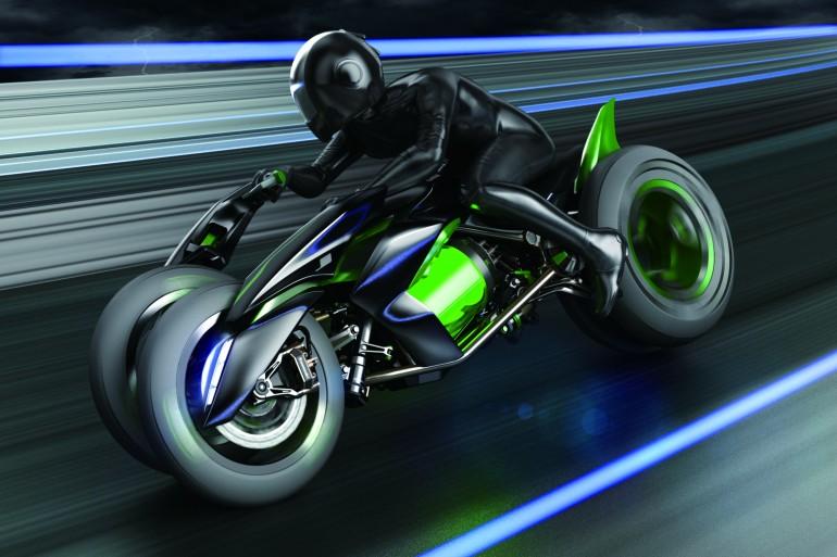 Kawasaki J Concept 3