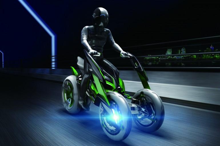 Kawasaki J Concept 4