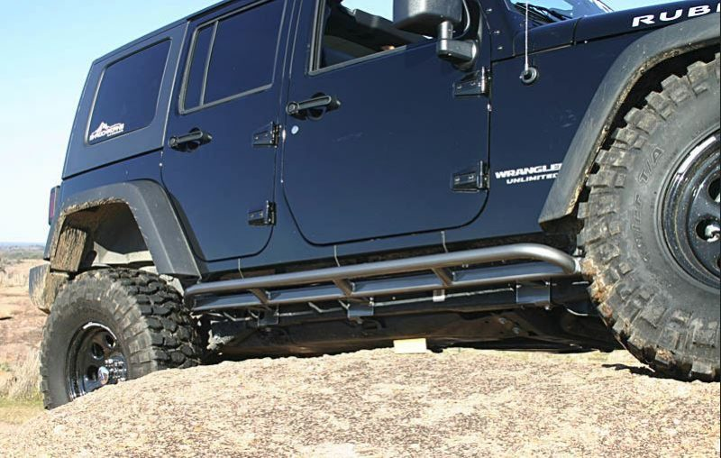Body Armor Protects Your Jeep From Unwanted Damage