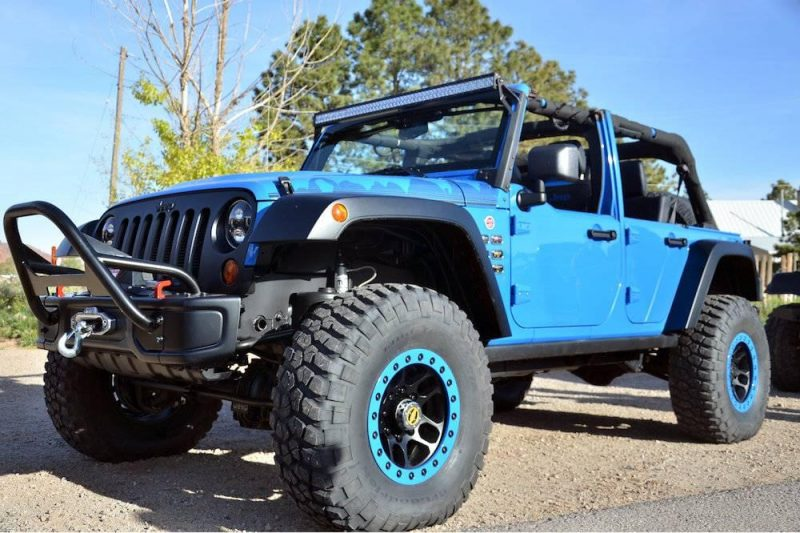 Top Ten Jeep Mods