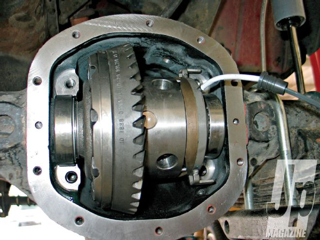 Mechanical Differential Lockers