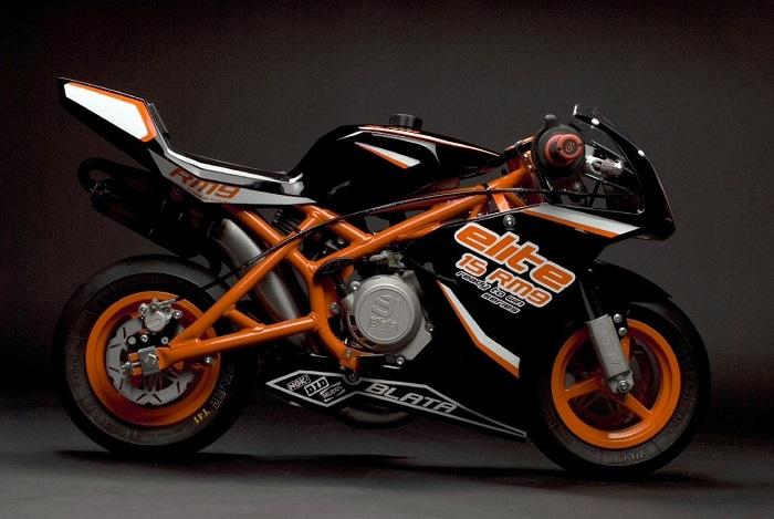 Mini Motorcycle - Blata Elite 3