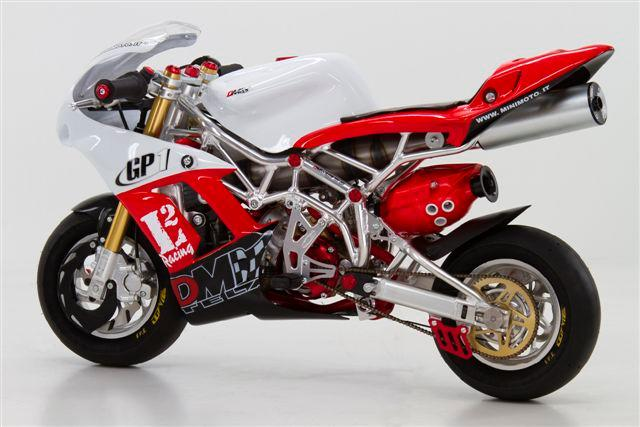 Mini Motorcycles -