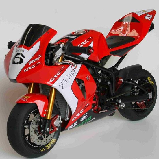 Mini Motorcycle - GRC Moto RRZ 1